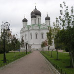 Architect Kostantin Thon and the destiny of one of his creations (St.Catherine Cathedral in Tsarskoye Selo)