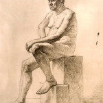 Рисунок пером
